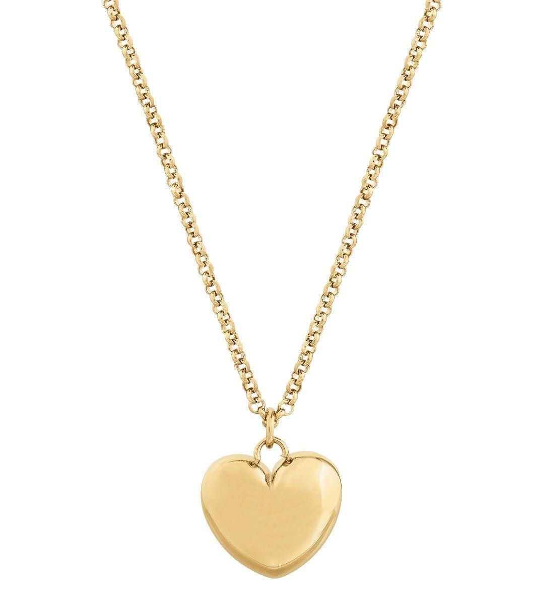 Edblad Barley Necklace L Gold