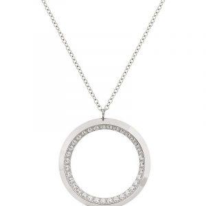 Zinnia Necklace L Steel från Edblad