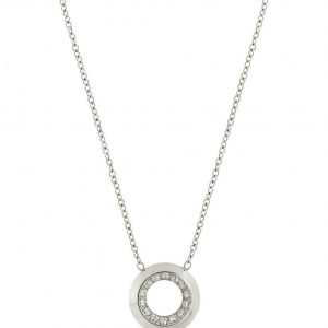 Zinnia Necklace Steel från Edblad