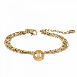 NOVA Armband Guld från Astrid & Agnes