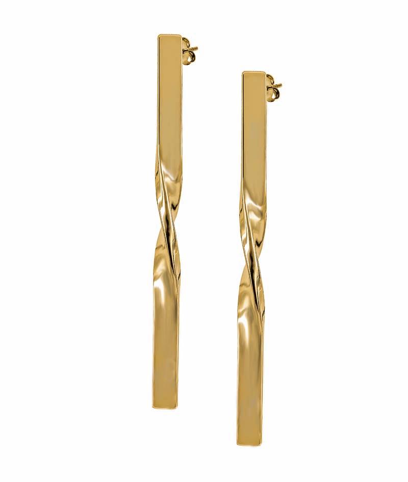 Astrid & Agnes TINA Örhängen Guld