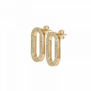 EXCELLENT Örhängen Guld från Astrid & Agnes