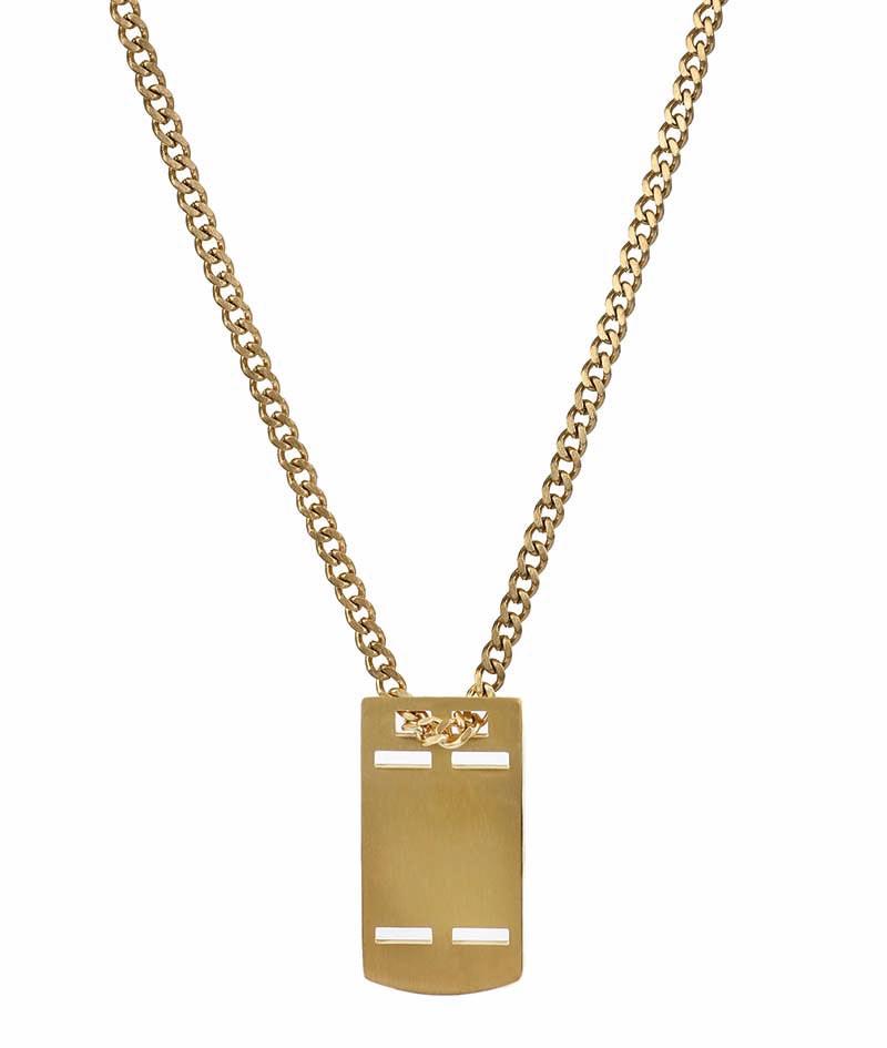 AROCK ELVIN Halsband Guld