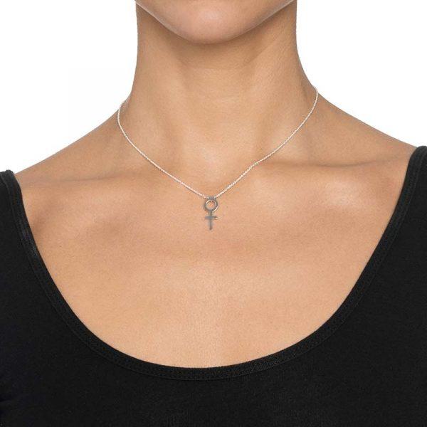 Women Queen Necklace från Efva Attling smycken