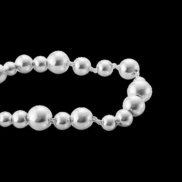 Moonlight Grapes Mixed Armband Silver från Georg Jensen