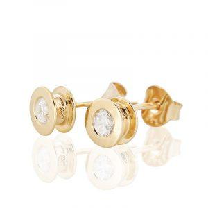 Älskad Örhängen Guld från Gynning Jewelry