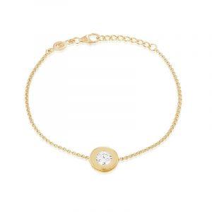 Älskad Armband Guld från Gynning Jewelry