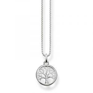 Halsband Kärlekens Träd Silver från Thomas Sabo