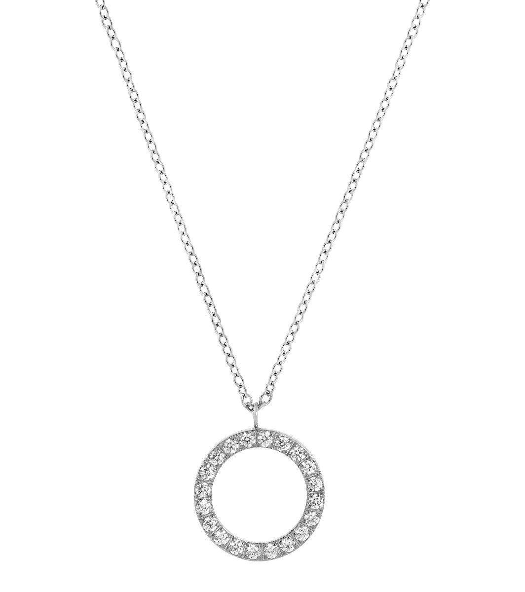 Edblad Glow Necklace Steel