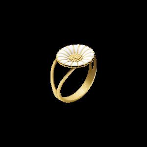 Daisy Ring Guldpläterat Silver Liten från Georg Jensen