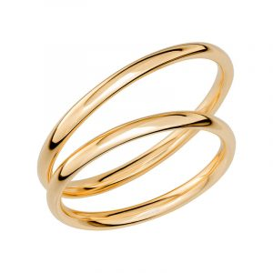 Schalins Förlovningsring Sign Of Love SR1008 18K Guld  - Jewelrybox.se