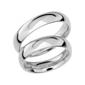 Schalins Förlovningsring Sign Of Love SR1013 18K Platina  - Jewelrybox.se
