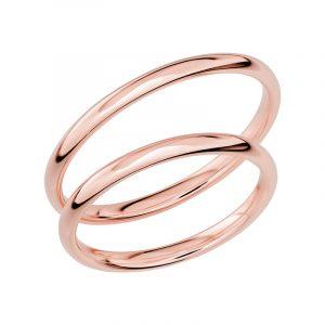 Schalins Förlovningsring Sign Of Love SR1022 18K Roséguld  - Jewelrybox.se