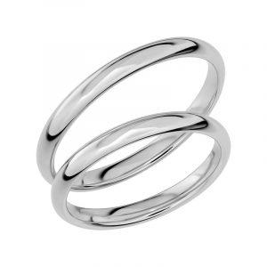 Schalins Förlovningsring Sign Of Love SR1023 18K Platina  - Jewelrybox.se