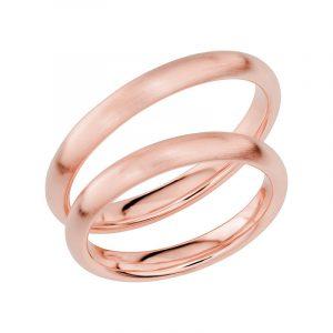 Schalins Förlovningsring Sign Of Love SR1024 18K Roséguld  - Jewelrybox.se