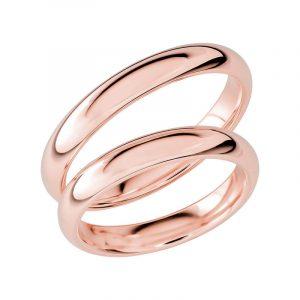 Schalins Förlovningsring Sign Of Love SR1025 18K Roséguld  - Jewelrybox.se