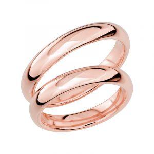 Schalins Förlovningsring Sign Of Love SR1026 18K Roséguld  - Jewelrybox.se