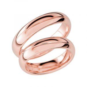 Schalins Förlovningsring Sign Of Love SR1027 18K Roséguld  - Jewelrybox.se