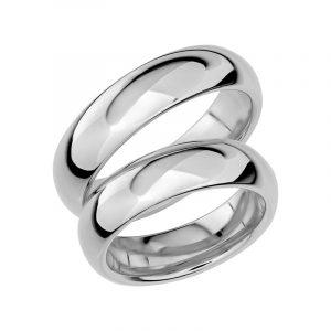 Schalins Förlovningsring Sign Of Love SR1028 18K Platina  - Jewelrybox.se