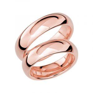 Schalins Förlovningsring Sign Of Love SR1028 18K Roséguld  - Jewelrybox.se