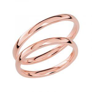 Schalins Förlovningsring Sign Of Love SR1029 18K Roséguld  - Jewelrybox.se