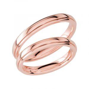 Schalins Förlovningsring Sign Of Love SR1031 18K Roséguld  - Jewelrybox.se