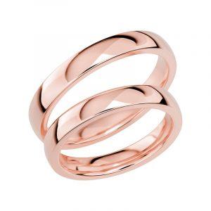 Schalins Förlovningsring Sign Of Love SR1032 18K Roséguld  - Jewelrybox.se