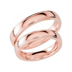 Schalins Förlovningsring Sign Of Love SR1033 18K Roséguld  - Jewelrybox.se