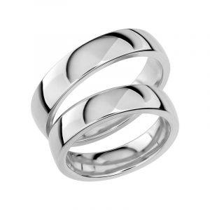 Schalins Förlovningsring Sign Of Love SR1034 18K Platina  - Jewelrybox.se