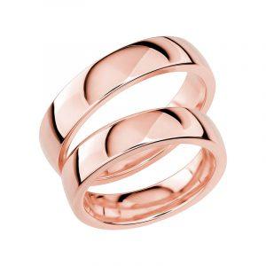 Schalins Förlovningsring Sign Of Love SR1034 18K Roséguld  - Jewelrybox.se