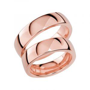 Schalins Förlovningsring Sign Of Love SR1035 18K Roséguld  - Jewelrybox.se