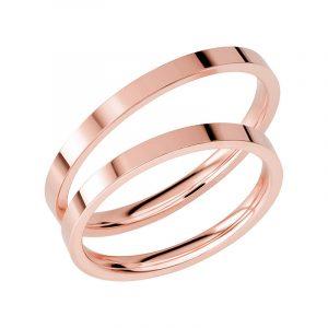 Schalins Förlovningsring Sign Of Love SR1036 18K Roséguld  - Jewelrybox.se