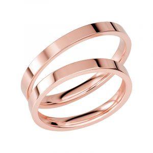 Schalins Förlovningsring Sign Of Love SR1037 18K Roséguld  - Jewelrybox.se