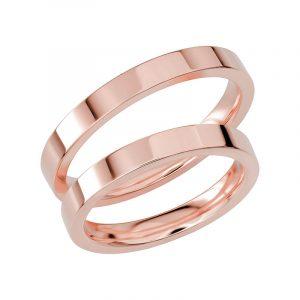 Schalins Förlovningsring Sign Of Love SR1038 18K Roséguld  - Jewelrybox.se