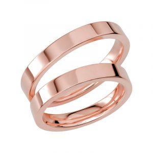 Schalins Förlovningsring Sign Of Love SR1039 18K Roséguld  - Jewelrybox.se