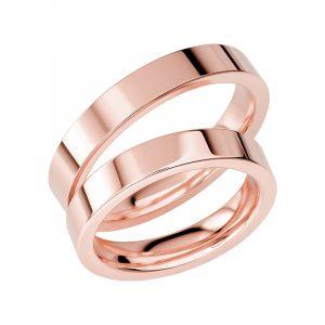 Schalins Förlovningsring Sign Of Love SR1040 18K Roséguld  - Jewelrybox.se