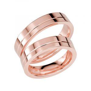 Schalins Förlovningsring Sign Of Love SR1041 18K Roséguld  - Jewelrybox.se