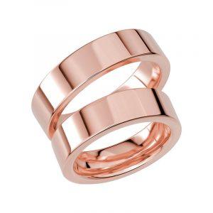Schalins Förlovningsring Sign Of Love SR1042 18K Roséguld  - Jewelrybox.se