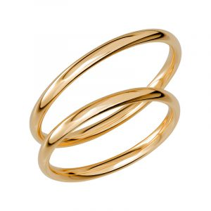 Schalins Förlovningsring Sign Of Love SR1043 18K Guld  - Jewelrybox.se