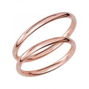 Schalins Förlovningsring Sign Of Love SR1043 18K Roséguld  - Jewelrybox.se