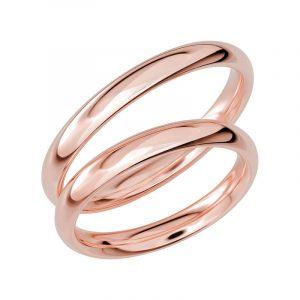 Schalins Förlovningsring Sign Of Love SR1045 18K Roséguld  - Jewelrybox.se