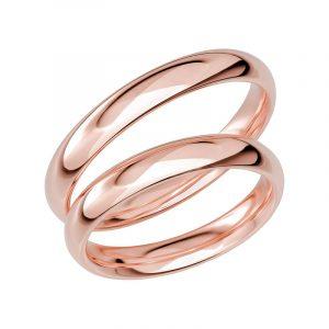 Schalins Förlovningsring Sign Of Love SR1046 18K Roséguld  - Jewelrybox.se