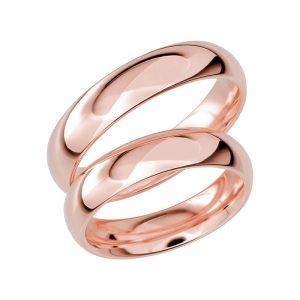 Schalins Förlovningsring Sign Of Love SR1048 18K Roséguld  - Jewelrybox.se