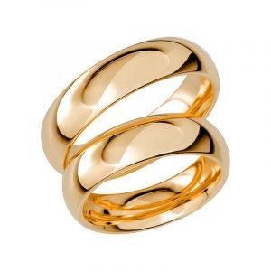 Schalins Förlovningsring Sign Of Love SR1049 18K Guld  - Jewelrybox.se