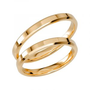 Schalins Förlovningsring Sign Of Love SR1051 18K Guld  - Jewelrybox.se