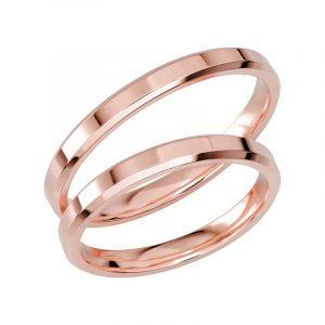 Schalins Förlovningsring Sign Of Love SR1051 18K Roséguld  - Jewelrybox.se