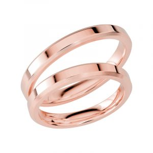 Schalins Förlovningsring Sign Of Love SR1052 18K Roséguld  - Jewelrybox.se