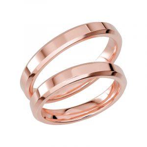 Schalins Förlovningsring Sign Of Love SR1053 18K Roséguld  - Jewelrybox.se