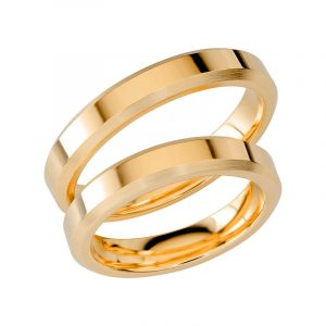 Schalins Förlovningsring Sign Of Love SR1054 18K Guld  - Jewelrybox.se