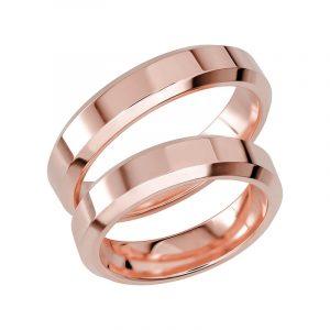 Schalins Förlovningsring Sign Of Love SR1055 18K Roséguld  - Jewelrybox.se